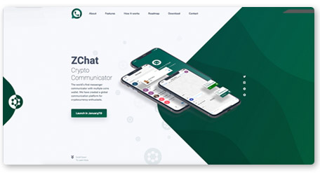 ZChat - The ZCore Crypto Communicator